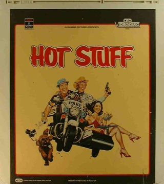 Hot Stuff - CED cover