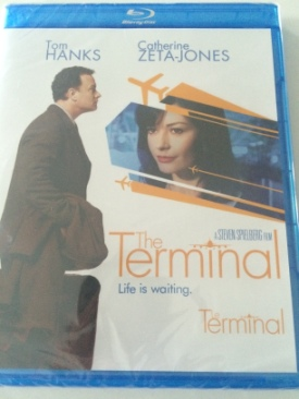 The Terminal - Blu-ray cover
