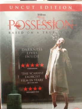 The Possession - DVD cover