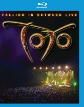 Toto - Falling In Between Live - Blu-ray cover