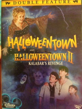 halloweentown dvd cover