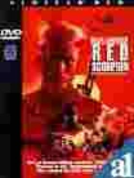 Red Scorpion - Video CD cover