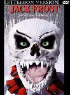 Jack Frost - DVD cover