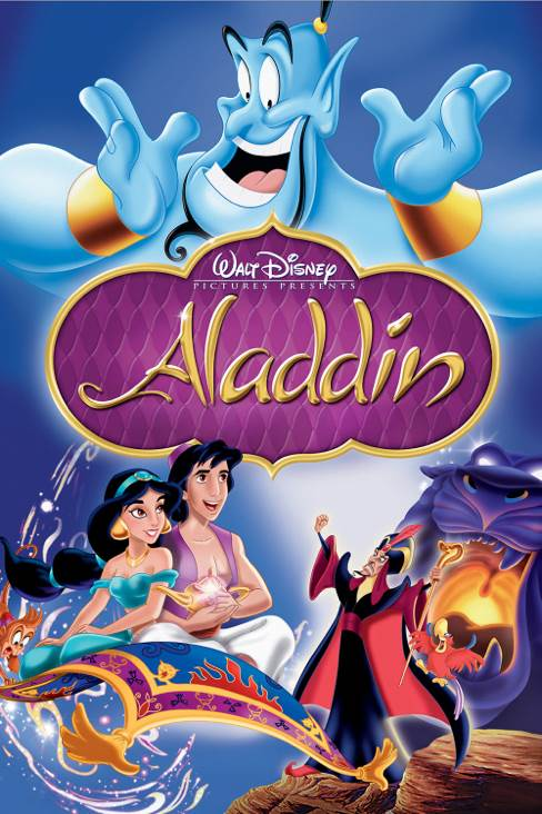The Aladdin Trilogy -  cover
