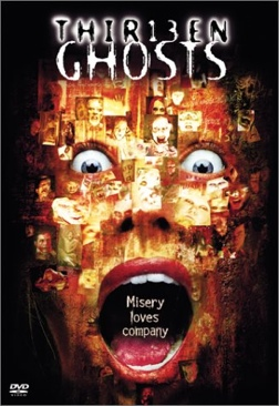 Thirteen Ghosts - DVD cover