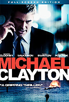 Michael Clayton - CED cover