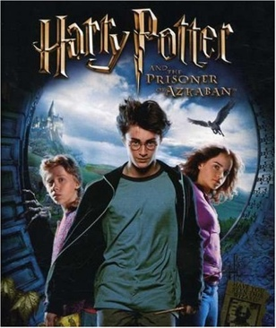 Harry Potter and the Prisoner of Azkaban - Betamax cover