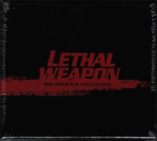 Lethal Weapon - Laser Disc cover