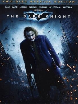 Batman: Dark Knight - DVD cover