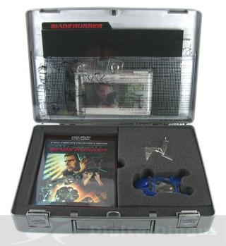 Blade Runner - HD DVD cover