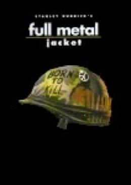 Full Metal Jacket - DVD cover