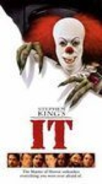 IT - VHS cover