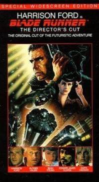 Blade Runner - VHS cover
