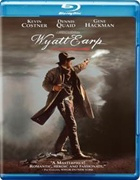 Wyatt Earp - Blu-ray cover