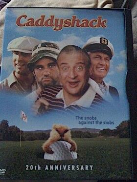 Caddyshack - DVD cover