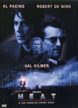 Heat - DVD cover