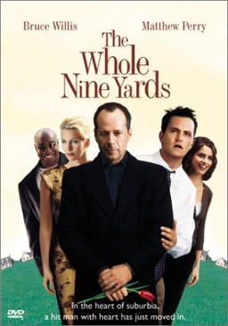 The Whole Nine Yards - DVD cover