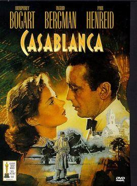 Casablanca - VHS cover