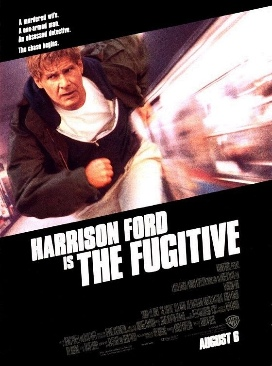 The Fugitive - CED cover
