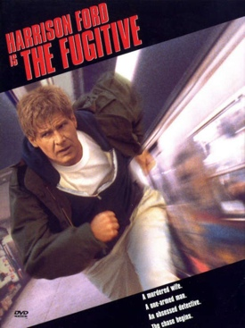 The Fugitive - DVD cover