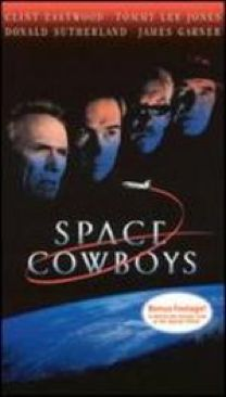 Space Cowboys - VHS cover