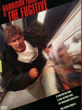 The Fugitive - DVD cover