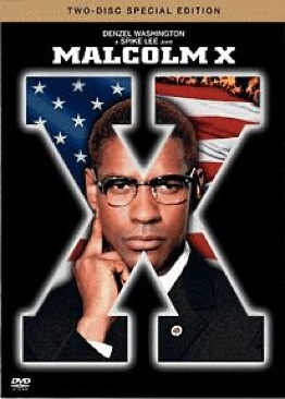 Malcolm X - DVD cover