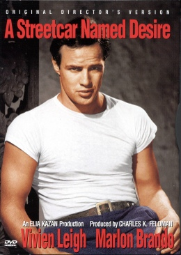 A Streetcar Named Desire - DVD cover
