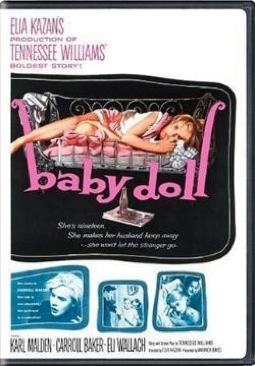 Baby Doll - DVD cover