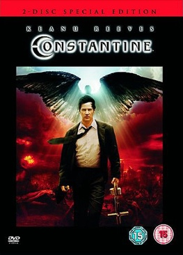 Constantine - VHS cover