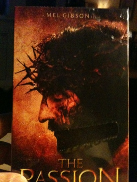 The Passion of the Christ - VHS cover