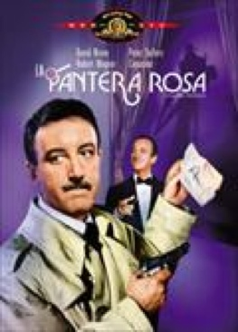 Pantera Rosa, La - DVD cover