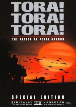 Tora! Tora! Tora! - DVD cover