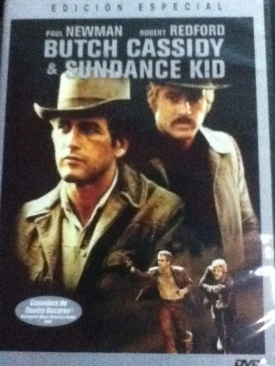 Butch Cassidy and the Sundance Kid - DVD cover