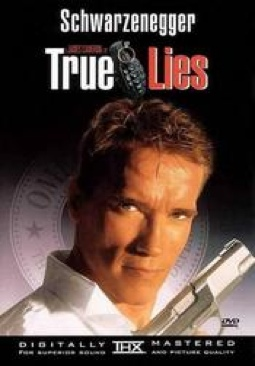 True Lies - DVD cover