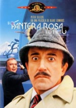 The Pink Panther Strikes Again - DVD cover