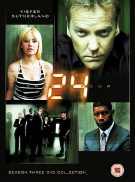 24 - DVD cover