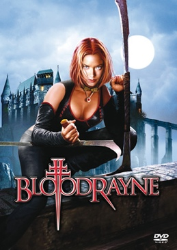 Bloodrayne - HD DVD cover