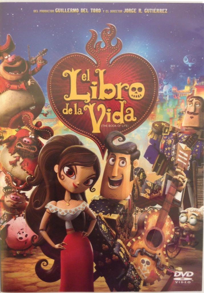Libro De La Vida El -  cover