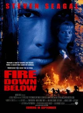 Fire Down Below - DVD cover