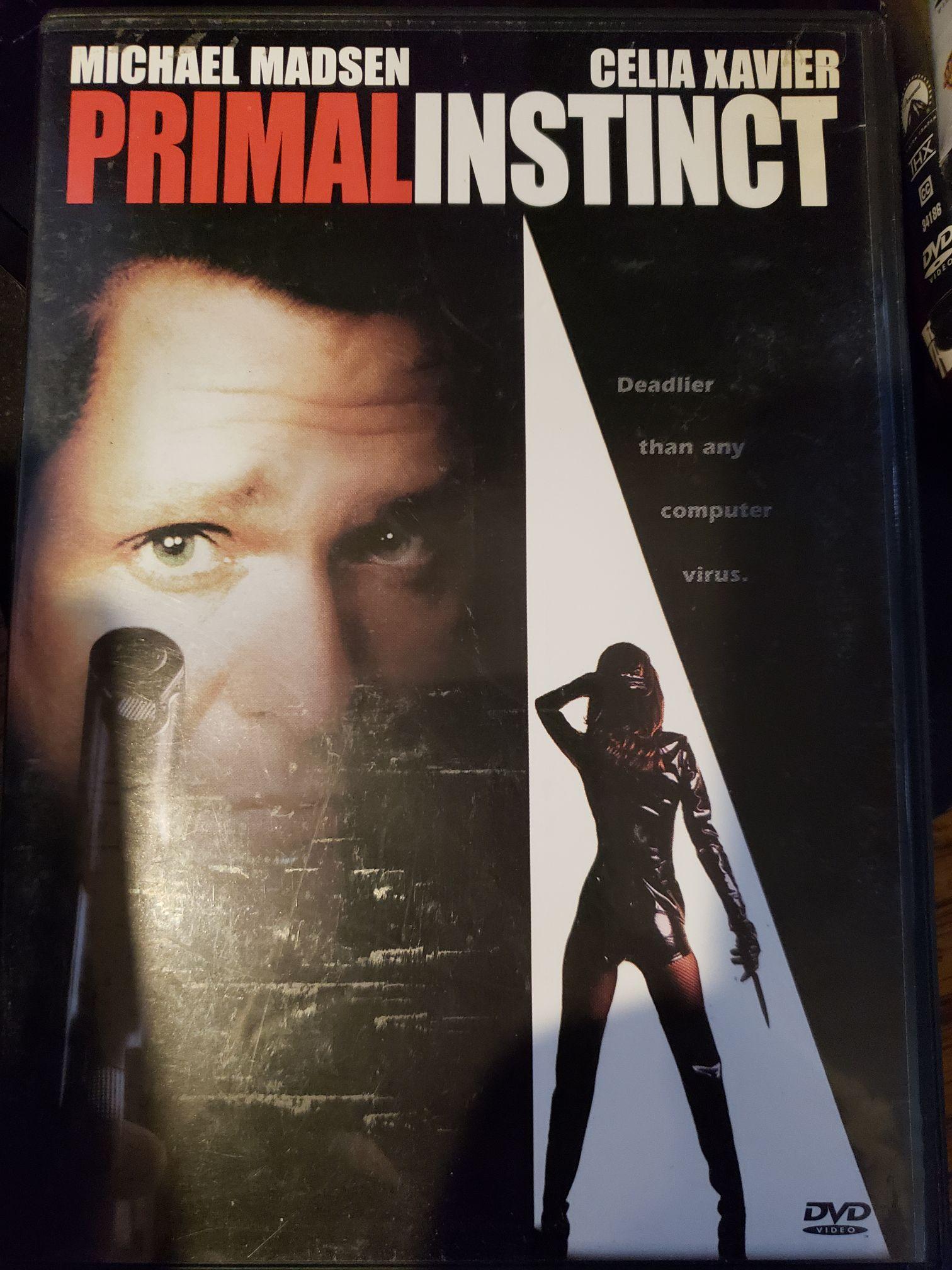Primal Instinct  -  cover