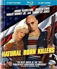 Natural Born Killers -  cover