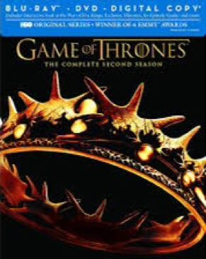 Game of Thrones - Blu-ray cover
