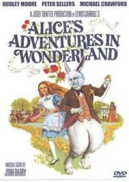 Alices Adventures in Wonderland - VHS cover
