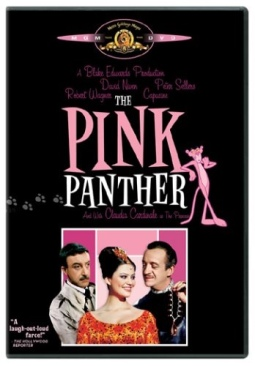 The Pink Panther 1 - DVD cover