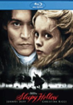 Sleepy Hollow - Blu-ray cover