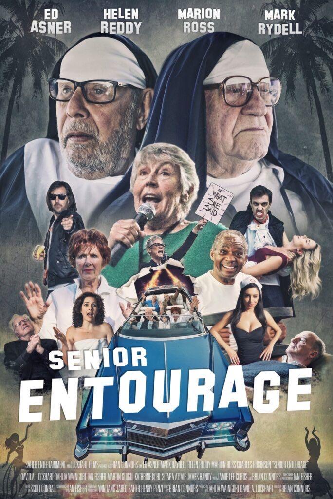 Senior Entourage -  cover