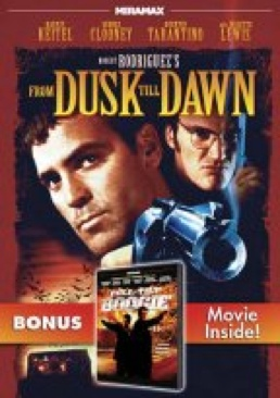 From Dusk Till Dawn - DVD cover