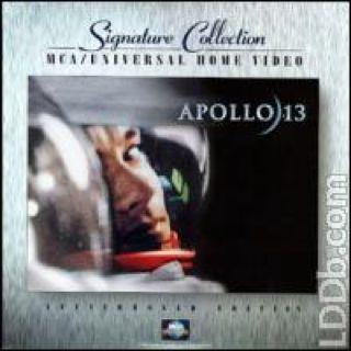 Apollo 13 - Laser Disc cover