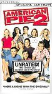 American Pie 2 - VHS cover